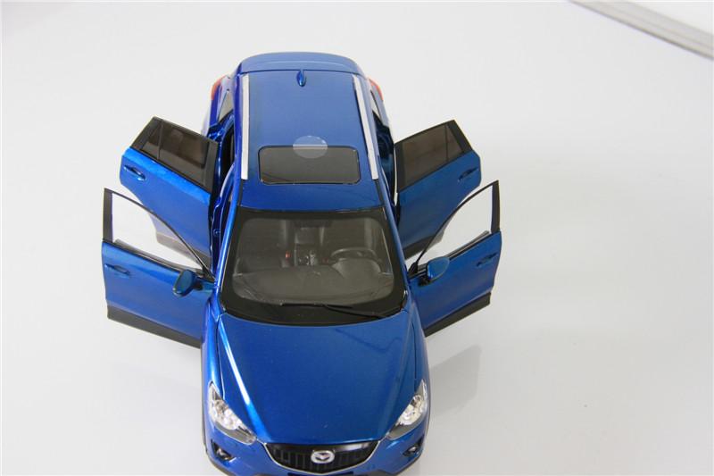 长安马自达汽车模型